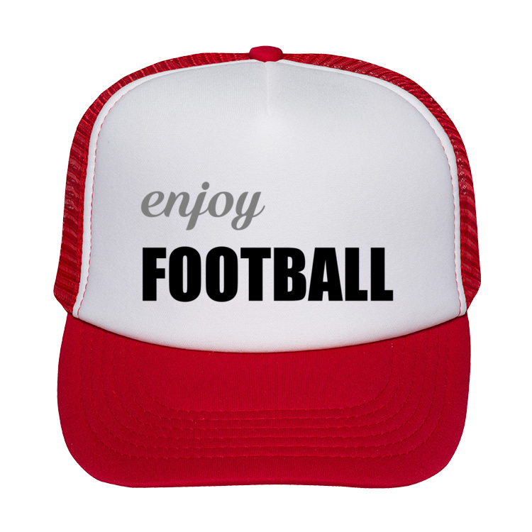 Enjoy football - czapka kibica